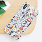 Cartoon Phone Case Studio Ghibli Totoro Silicone Cover for iPhone X 8 7 6s Plus