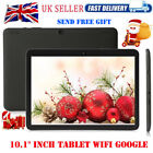 "10.1"" Inch Tablet  Pc Android 6.0 32gb Hd Quad-core Dual Camera Google Gps Uk"
