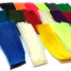 Внешний вид - FISHAIR - Hareline Bucktail Substitute Fly Tying Synthetic Hair - 16 Colors NEW!