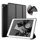 For iPad Pro 11-Inch 2018 Slim Stand Magnetic Leather Silicone Folio Case Cover