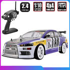 70km/h 1/10 Scale 4WD Remote Control Model RC Racing Car Drift Toy Vehicle