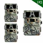 LOT1-10  8-in-1 Multifunction Trail Hunting Camera Game Cam 12MP 1080P Video BEGame & Trail Cameras - 52505