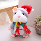 Cheeky Hamster Christmas Baby Kids Gift talking hamster Free Fast Shipping LOT