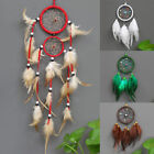 Native Feather Handmade Dream Catcher Car Wall Door Hanging Decoration Ornament