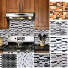 Mosaic Self-adhesive Bathroom Kitchen Decor Wall Stair Tile Sticker Home Decor