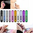 Внешний вид - Perfume Atomizer Refillable Bottle Travel 5ml Mini Spray Scent Pump Case Cologne