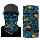 Fishing Face Mask Shield Headwear Bandanas Biker Neck Tube Scarf Skull Head G4#O