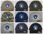 "Milwaukee Brewers ""FLEX FIT"" Cap ✨HAT ✨MLB PATCH/LOGO ✨3 SIZES / 15 COLORS ✨NEW"