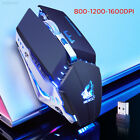 2.4Ghz 1600dpi Wireless Optical Gaming Mouse Mice& USB Receiver For PC Laptop
