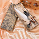 Ancient Manuscript Feather Ink Brush Fountain Quill Pirate Handwrite Crow Plume