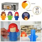 New Useful Angry Mama Microwave Cleaner Home Kitchen Gadget Tools Easily Cleans