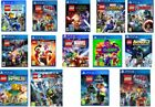 Ps4 Lego Ps4 Games Assorted Pick One Of Bundle It - Mint - Super Fast Delivery