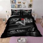 Gothic Bedding Set Twin Full Queen King Super King UK Double Pursue Pillow Cases