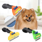 FURminato De-Shedding Tool Blade Large Hair Cleaning Removal Brush For Dogs