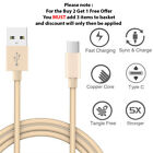 Fast Samsung Galaxy S9+ S8+ Plus Type C USB-C Sync Charger Charging Lead Cable <br/> Faster Charging✅Tangle Free✅Extra Tough Cable✅Warranty✅