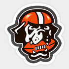 Cleveland Browns vinyl sticker for skateboard luggage laptop tumblers  (a) on eBay