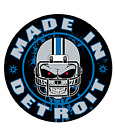Detroit Lions vinyl sticker for skateboard luggage laptop tumblers car (hq) on eBay
