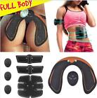 ABS Simulator EMS Training Body Abdominal Muscle Exerciser Hip Trainer Buttocks image