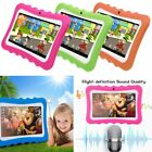"""7"""" Tablet PC Android for Education Kids Gift Quad Core 8GB Dual HD Camera"""