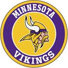 Minnesota Vikings #10 NFL Team Logo Vinyl Decal Sticker Car Window Wall Cornhole on eBay