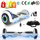 Hoverboard 6,5 Zoll Selbst-Balance Board Scooter Bluetooth LED Licht Handtasche