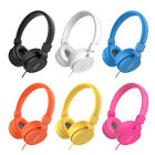 For MP4 MP3 3.5mm Wired Gaming Earphones Over Ear Headset Headphones Music R8C6