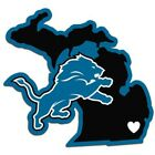 Detroit Lions #10 NFL Team Logo Vinyl Decal Sticker Car Window Wall Cornhole on eBay