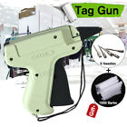 Clothes Regular Garment Sock Price Label Tagging Tag Gun+1000 Tag Barbs+5 Needle