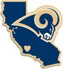 Los Angeles Rams #13 NFL Team Logo Vinyl Decal Sticker Car Window Wall Cornhole $3.47 USD on eBay
