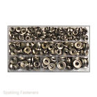 Assorted Stainless Screw Cup Washers No.6,8,10,12 Countersunk Screws Finishing