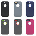 LOT /12 Defender Protective Case For Apple iPhone Series IPhone 5,6,6P,7,7P,8,8P