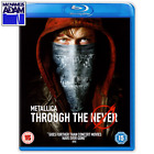 METALLICA: THROUGH THE NEVER Blu-ray 3D + 2D (REGION-B)