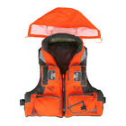 Fishing Life Jacket Survival Safety Swimming Vest Drifting Diving Kayaking Wear