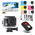 Wifi 1080P 4K Ultra HD Sport Action Camera DVR DV Camcorder Waterproof Go Pro