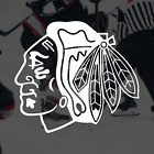 Chicago Blackhawks NHL Logo / Vinyl Decal Sticker $3.97 USD on eBay