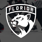Florida Panthers NHL Logo / Vinyl Decal Sticker $5.97 USD on eBay
