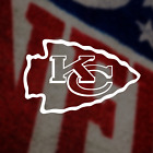 Kansas City Chiefs NFL Logo / Vinyl Decal Sticker on eBay