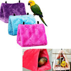 Pet bird parrot parakeet budgie warm hammock cage hut tent bed hanging cave