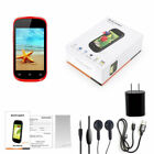 "Freedom One Unlocked 3.5"" Android 4.2 Mobile Smart Phone Dual Core SIM WiFi GPS"
