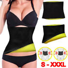 Weight Loss Fast Fitness Neoprene Waist Trimmer Lose Belly Fat Burn Body Shaper