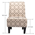 Upholstered Armless Accent Cha...