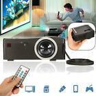New Full HD 1080P Home Theater LED Multimedia Projector Cinema USB TV HDMI XI