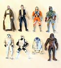 CHOOSE: 1995 Star Wars Power of the Force II * Action Figures * Kenner $2.50 USD on eBay