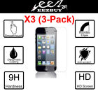 3-Pack Premium Screen Protector Tempered Glass Film For iPhone 6 7 8 Plus Xs MaX