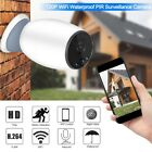 Wireless WIFI Outdoor IP Camera 720P HD Battery Powered Home Surveillance Cam