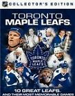 NHL Toronto Maple Leafs: 10 Great Leafs and their most Memorable Games DVD $85.0 USD on eBay