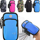 For BlackBerry Priv Z10 Case Sport Armband Running Gym Pouch Bag Universal 6.5""