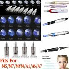 For Ultima Dr Pen A6 A1 A7 M5 M7 MYM Needles Cartridges Tips Electric Derma Pen