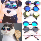 Novelty Dog Cat Glasses For Pet Dog Eye-wear Puppy Sunglasses Photos Props Gift