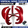 More images of 300W 12V Lantern Wind Turbine Generator + Controller Vertical Axis HighPower